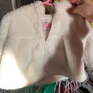 Super soft sweater from Just One You Carters